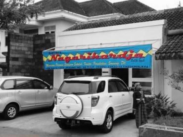 Gallery Batik tasik di cigeureung tasikmalaya